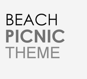Beach Picnic Theme1