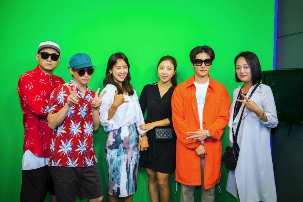 라벨라 이벤트팀이 메이컵 스타일 담당을 ! 에픽하이 하와이 공연 – 2015년 10월 18일